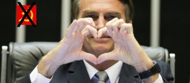 Bolsonaro aparecem bem colocado para o pleito de 2018