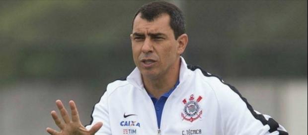 Carille vê início do Corinthians como acima do normal