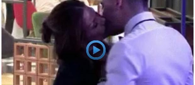 #GHVIP5: El beso más apasionado de Sergio Ayala e Yvonne Reyes #ghvip