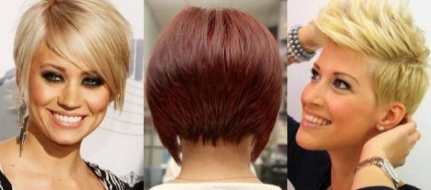 Moda tagli capelli corti 2017  ecco le ultime tendenze fashion - foto  donnabeauty.it 2834057c33ec