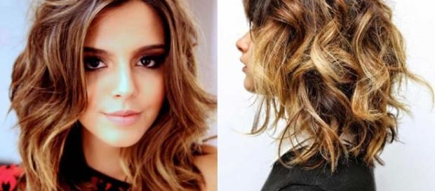 Immagini di tagli di capelli medio corti