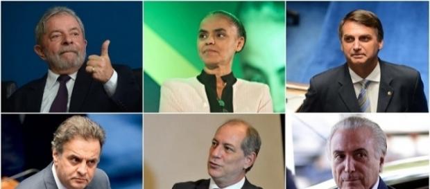 Pesquisa demostra qual candidato político poderá ser eleito presidente (Via:Pragmatismo Político)