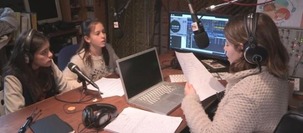 Rádio Miúdos com Catarina Prazeres, Mafalda Pinto e Matilde Nunes.
