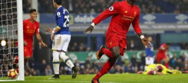 Sadio Mane the main man as last-gasp Liverpool beat Everton ... - hindustantimes.com