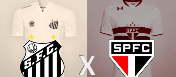 Santos x São Paulo: assista ao jogo ao vivo