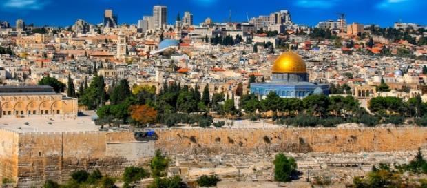 So alt wie umkämpft: Jerusalem. (Fotoverantw./URG Suisse Blasting.News Archiv / Source: Pixabay)
