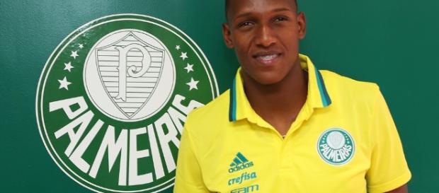 Zagueiro Mina deixará o Palmeiras no final da temporada