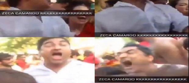Zeca Camargo solta a franga em vídeos polêmicos na web - Google