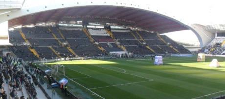 Dacia Arena, il nuovo Stadio dell'Udinese Calcio.