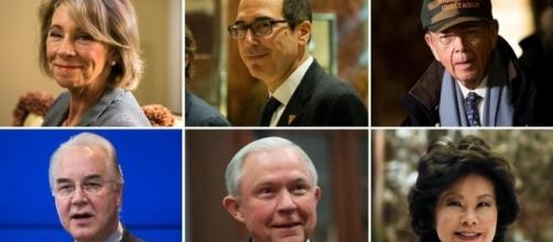 $11 billion and counting: A look at the wealth of Trump's Cabinet ... - bostonglobe.com