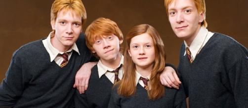 "Harry Potter"" Stars Rupert Grint & Bonnie Wright Reunite -- See ... - toofab.com"