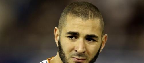 Karim Benzema pris en grippe par une partie du public