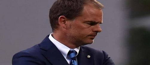 La richiesta di Frank De Boer all'Inter