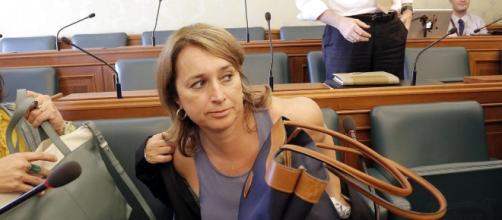 La senatrice Adele Gambaro, prima firmataria del ddl contro la 'manipolazione dell'informazione in Rete'