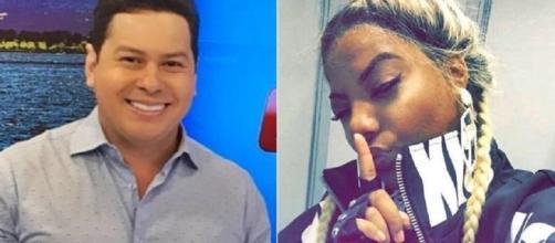 """Marcão é o novo contratado do SBT para o """"Primeiro Impacto"""". Ele perdeu o antigo emprego depois de ofender Ludmilla"""
