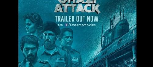 Rana Daggubati, Taapsee Pannu's The Ghazi Attack trailer: India's ... - ibtimes.co.in BN Support