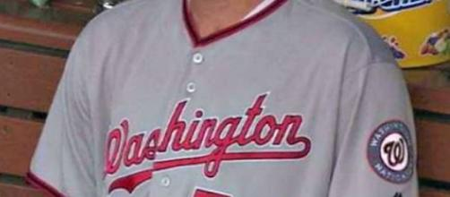 The Nats need the best Stephen Strasburg can give them. (MLB) sourced via Blasting News