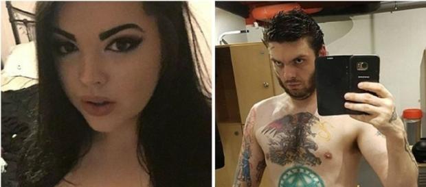 Beatrice e o namorado Adam têm um estranho acordo