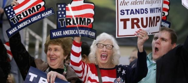 Donald Trump attracted a lot of middle-class voters/Photo via thefederalist.com