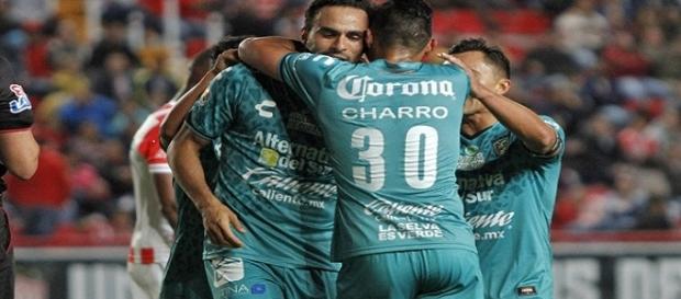 gran remontada de Chiapas como visitante, le ganó 2 a 1 a Nexaca