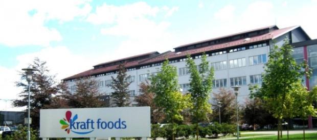 Kraft Foods- sediul general din Chicago.