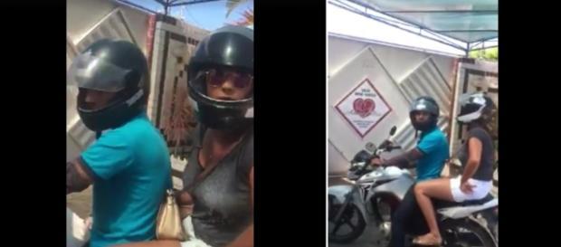 Mototaxista é flagrado em motel com outra