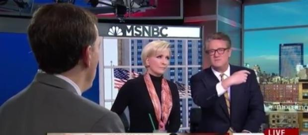 "MSNBC's ""Morning Joe"" on Donald Trump, via Twitter"