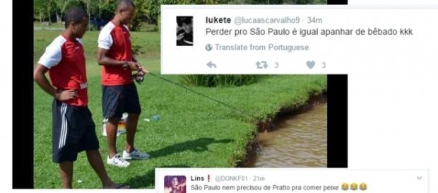 Santos 1x3 São Paulo na Vila Belmiro