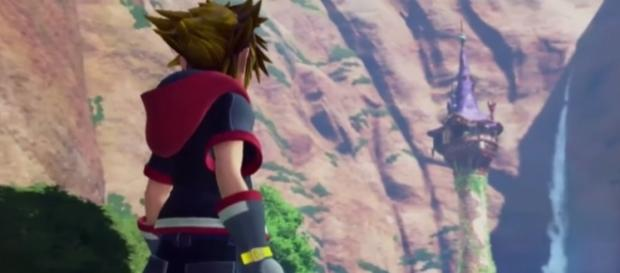 "Will ""Kingdom Hearts 3"" be finally released after the launch of the ""KH3"" BRING ARTS Sora figure? (via YouTube - Kotaku)"
