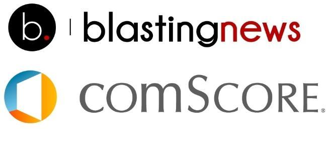 Blasting News geht Partnerschaft mit comScore für sauberen Traffic ein