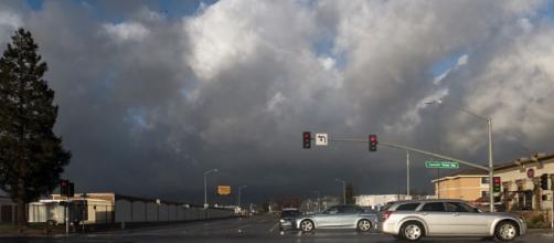 A cali storm.... photo credit: Robert Couse-Baker