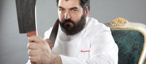 Antonino Cannavacciuolo: «In cucina comando io!» - VanityFair.it - vanityfair.it