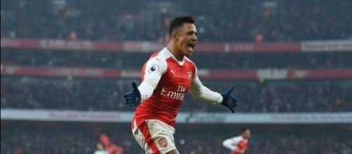 Arsenal transfer news: Alexis Sanchez offered escape route by ... - thesun.co.uk