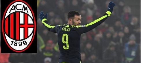Calciomercato Milan: si avvicina Lucas Perez?