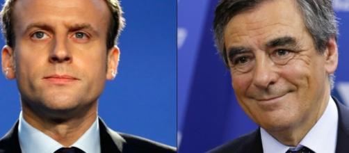 Duel pour le second tour face à Marine Le Pen : E. Macron ou F. Fillon ?