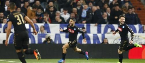 Ecco le probabili formazioni di Napoli-Real Madrid