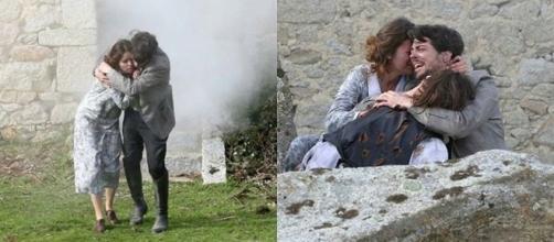 Il Segreto, anticipazioni spagnole: Damian muore, Camila è viva