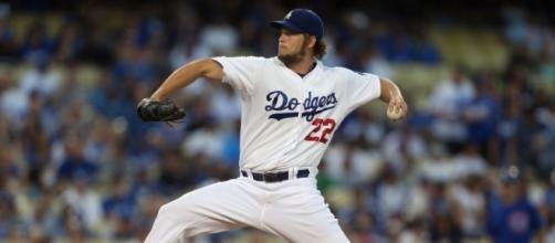Kershaw will tie Dodgers team record with an opening day start ... - scpr.org