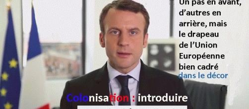 Peut-être un prétexte pour Emmanuel Macron