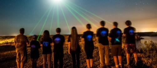 Se aprestan lo tecnológico y humano para celebrar un acontecimiento celeste único a darse en La Patagonia
