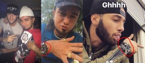 Tarek Benattia convoqué par la justice pour avoir volé une montre de luxe