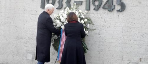 US vice-president visits former Nazi concentration camp | News ... - ckom.com