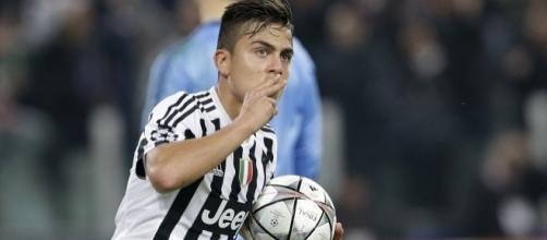 Voti Juventus-Palermo Gazzetta dello Sport: Paulo Dybala - foto dailymail.co.uk