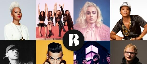 BRITs 2017 some of the award winners and performers