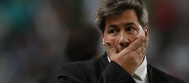 Bruno de Carvalho tem um problema grave