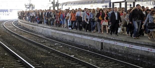 Calendario sciopero treni marzo 2017