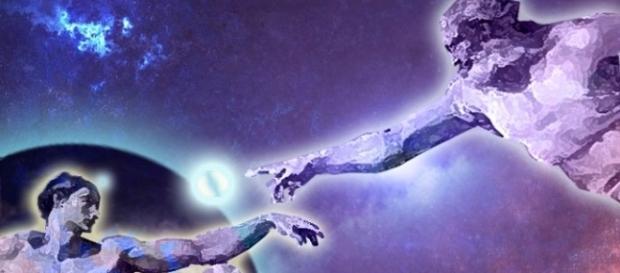 Das menschliche Bewusstsein als Teil des universellen Geistes