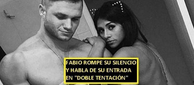 """Fabio habla de su ingreso en """"Doble Tentación"""" para encontrarse con su ex, Ámbar"""