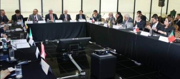 Procuradores de vários países se encontram para reunião histórica