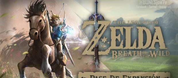 The Legend of Zelda: Breath of the Wild tendrá DLC